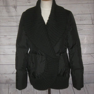 BCBG Maxazria Down Quilted Puffer Jacket Coat